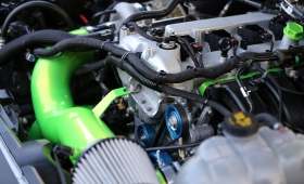 cp-c Sponsored Mustang EcoBoost Big Turbo