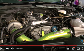 cp-c Custom Powder Coating featured in American Muscle Video